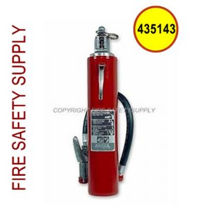 Ansul 435143 RED LINE 20 lb. Extinguisher (CR-LT-I-A-20-G)