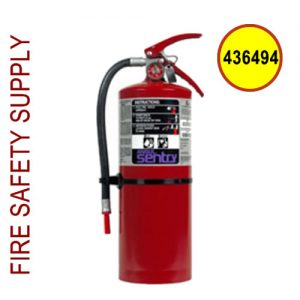 Ansul 436494 SENTRY 10 lb Purple-K Extinguisher (PK10S)