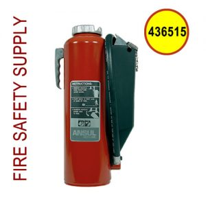 Ansul 436515 Sentry 10 lb. Empty Cut-A-Way Extinguisher (10S)