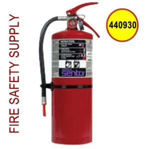 Ansul 440930 Sentry 20 lb. Purple-K High Flow Extinguisher (HF-PK20)
