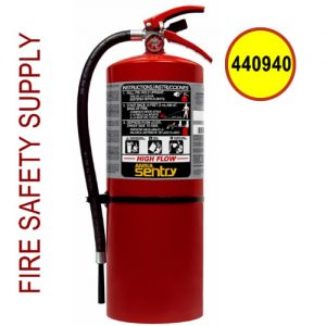 Ansul 440940 Sentry 20 lb. FORAY High Flow Extinguisher (HF-AA20-1)