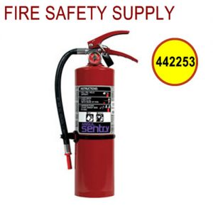 Ansul 442253 Sentry 5 lb. Purple-K Extinguisher (PK05S)