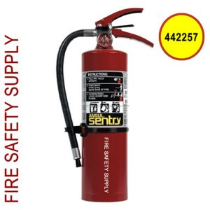 Ansul 442257 Sentry 5 lb. FORAY Extinguisher (A05S)