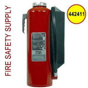 Ansul 442411 Sentry 15 lb. Carbon Dioxide Extinguisher (CD15-2)