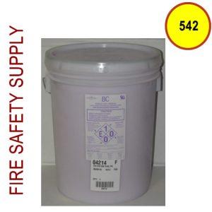 Amerex 542 - 40 lb. CTN. Purple K