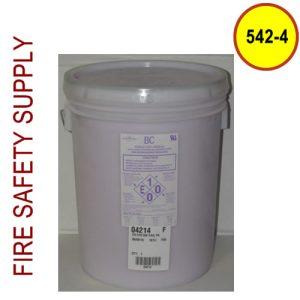 Amerex 542- 4 - 40 lb. CTN. Purple K - 4 X 10